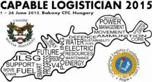 Od CAPABLE LOGISTICIAN 2013 ku CAPABLE LOGISTICIAN 2015